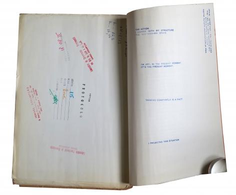 Clemente Padín, El Silencio Es Salud, OVUM 2da. época, No. 6, Apr/76