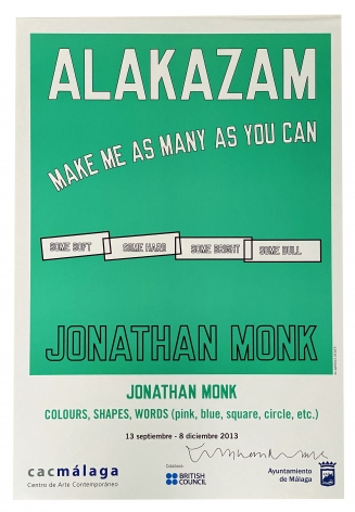 Jonathan Monk/Lawrence Weiner