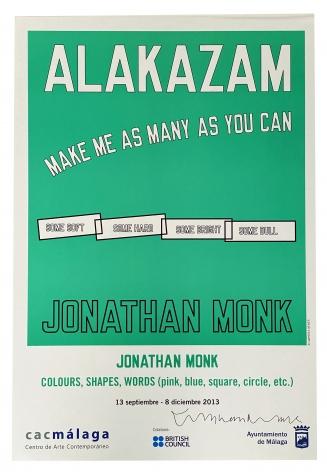 Jonathan Monk/Lawrence Weiner
