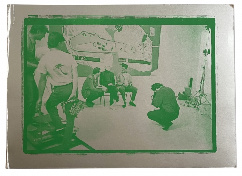 Andy Warhol, Jean-Michel Basquiat