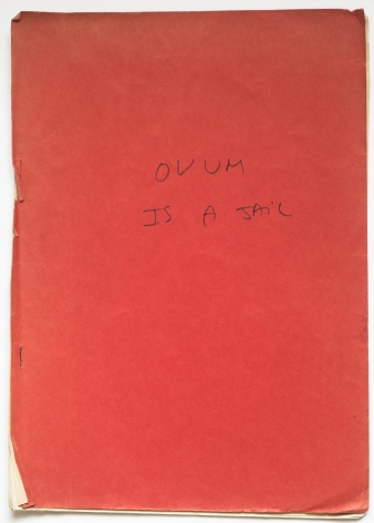 Clemente Padín, OVUM, vol. 2, no. 4