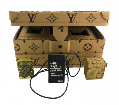 Arman, Ben, Cesar- Malle A Bijoux Louis Vuitton (Louis Vuitton Jewelry Box), Alternate Projects