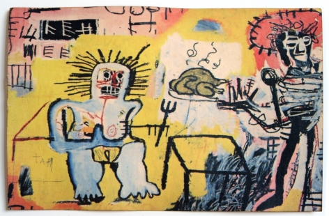 Jean-Michel Basquiat, Basquiat at Annina Nosei, Alternate Projects