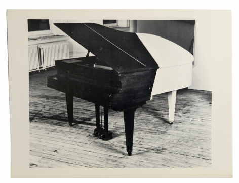 John Armleder, Furniture Sculpture, John Gibson Gallery, Alternate Projects