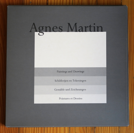 Agnes Martin Paintings and Drawings 1974-1990, 1991 TEN LOOSE PRINTS, Alternate Projects