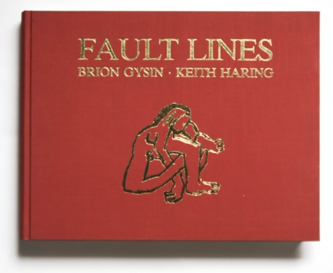 Keith Haring, Fault Lines (in collaboration with Brion Gysin), Alternate Projects