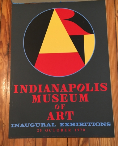 Robert Indiana, Indianapolis Museum of Art, Alternate Projects