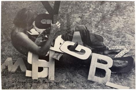 Peter Hutchinson Alphabet Series, 1974, Alternate Projects