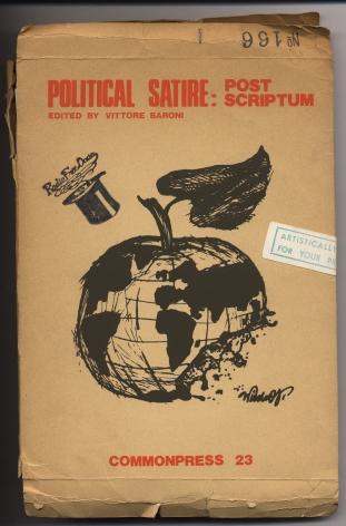 Commonpress 23. Political Satire: Post Scriptum