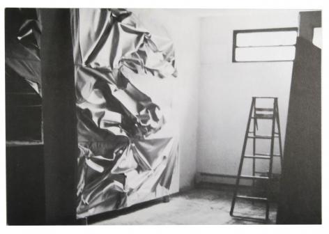 Steven Parrino, New Work, John Gibson Gallery, Alternate Projects