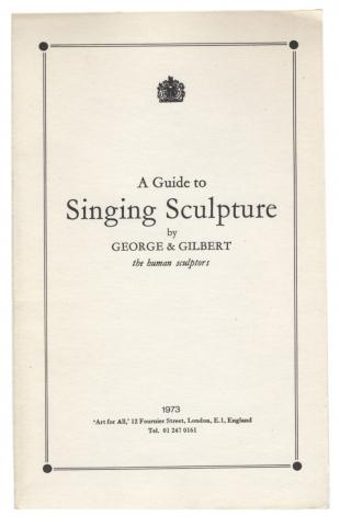 Gilbert and George