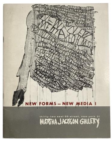 New Forms - New Media I