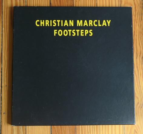 Christian Marclay,  Footstep