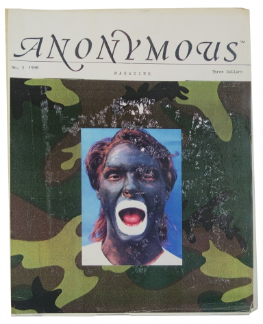 Anonymous Magazine no. 3, Alternate Projects