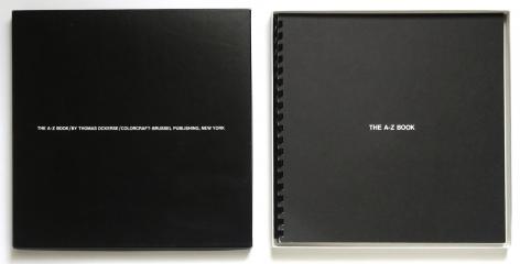 Thomas Ockerse, The A-Z Book