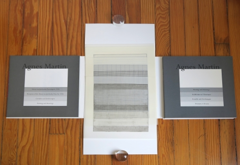Agnes Martin Paintings and Drawings 1974-1990