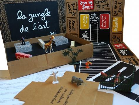 Ben Vautier,  La jungle de l'art, Alternate Projects