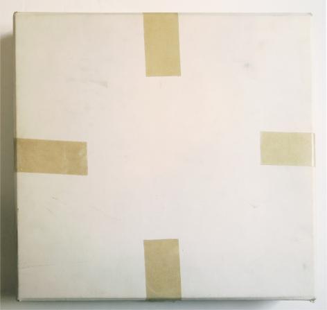 Olivier Mosset, Untitled, acrylic on aluminum, AP 9/10, Alternate Projects