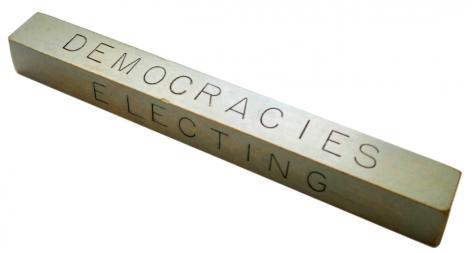 Richard Pettibone, Democracies Electing Their Sewage, Alternate Projects
