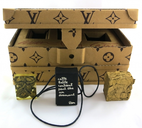 Arman - Ben - Cesar, Malle A Bijoux Louis Vuitton (Louis Vuitton Jewelry Box), Alternate Projects