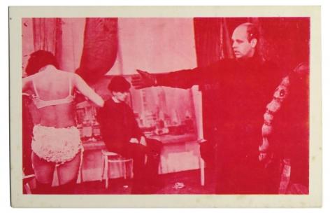 Claes Oldenburg Ray Gun Theatre Schedule