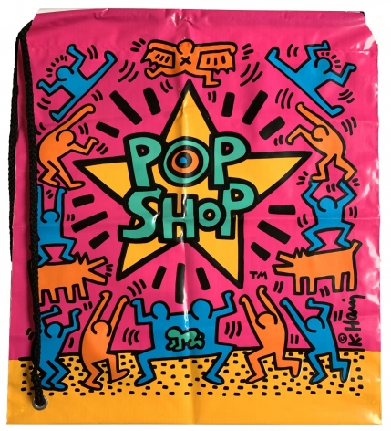 Keith Haring, Pop Shop Shopping Bags, Alternate Projects