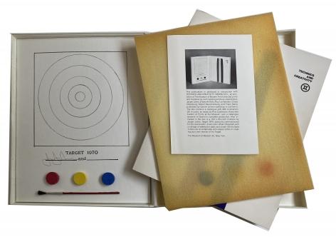 Jasper Johns, Technics And Creativity: Gemini G.E.L.-Target, Alternate Projects