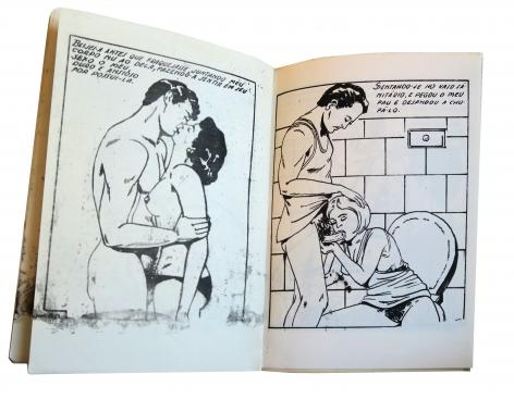 Eduardo Kac, artist books, Alternate Projects, Porn Art Movement