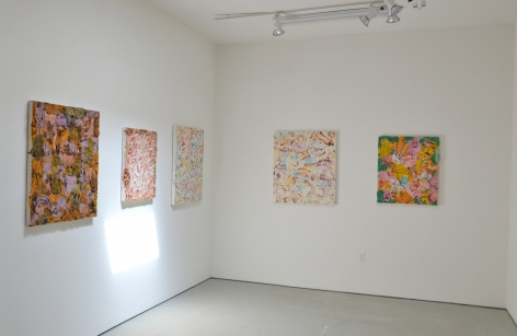 Installation view The Mudhead Payoff