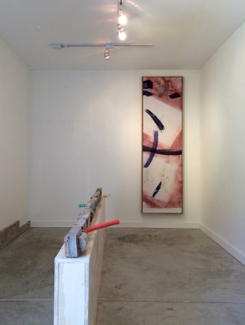 Installation view Longs/Happens