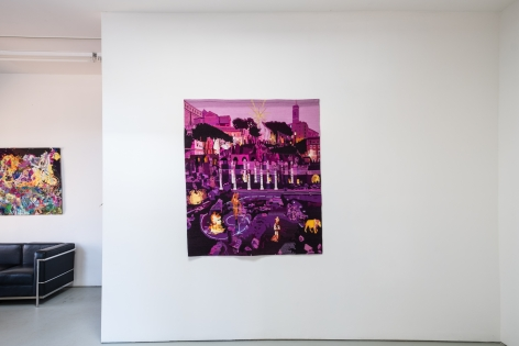 Installation view Attempts At A Unified Theory
