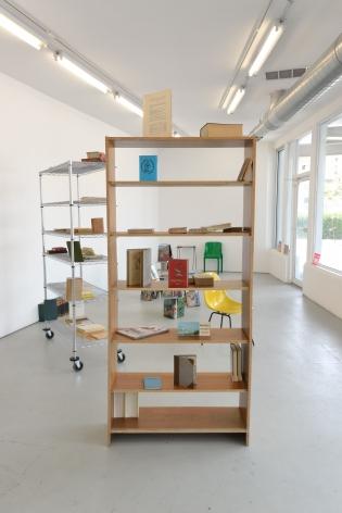 Installation View BOOKS