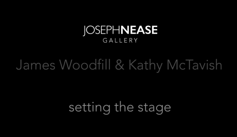Kathy McTavish and James Woodfill discuss setting the stage...