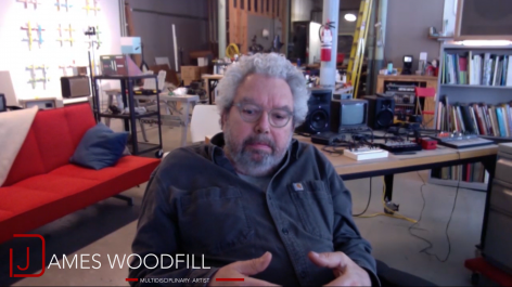 James Woodfill discusses sound in his work