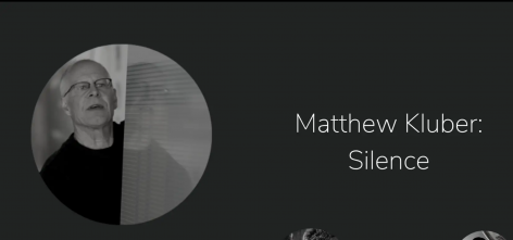 """Matthew Kluber discusses """"sound"""" relative to his paintings"""