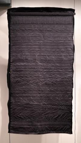 Kathy McTavish  Generative Textile Drawing No. 11, 2019