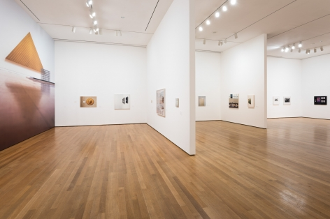 WHY PICTURES NOW. Installation view, 2017. The Museum of Modern Art, New York. © 2017 The Museum of Modern Art, New York. Photo: Martin Seck.