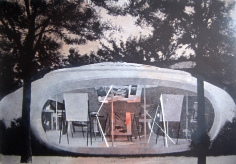 David Maljkovic Lost Pavilion, 2008