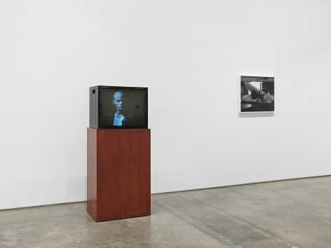 Wish. Installation view, 2021. Metro Pictures, New York.