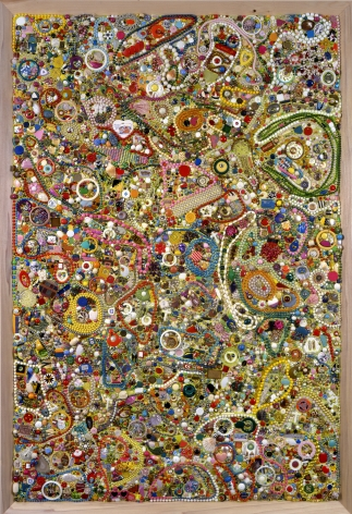 Mike Kelley, Memory Ware #41, 2003.