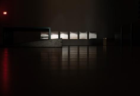 Untitled (Reflection), 2021.