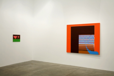Keegan McHargue, The Control Group, 2006. Metro Pictures, New York.