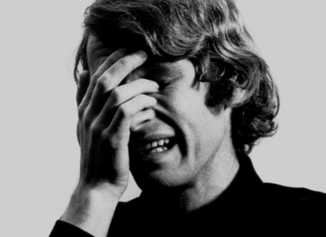 Bas Jan Ader I'm too sad to tell you, 1971
