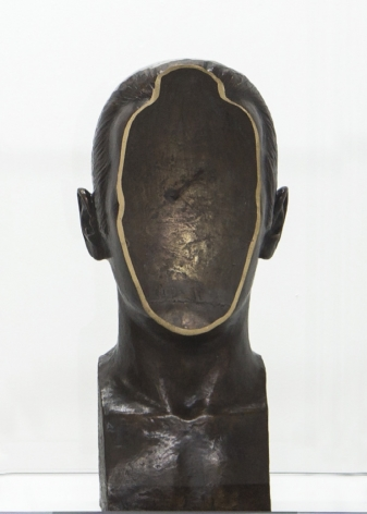 Nina Beier, Facing Figures, 2014.
