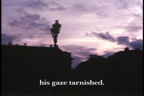 """Still from """"Garland #5"""", 2005. 16 mm film, 6 Minutes, 49 Seconds. Edition of 5. MP F-46"""