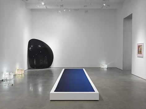 """Noa Noa,"" installation view, 2013. Metro Pictures, New York."