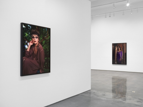 Cindy Sherman. Installation view, 2016. Metro Pictures, New York.