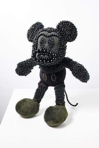 Kenya (Robinson)  [redacted], 2020 sculpture