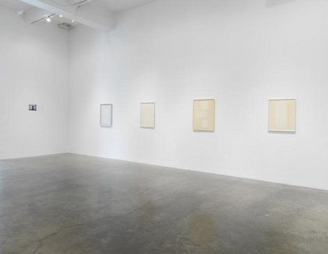 Phantoms by Andy Hope 1930, 2010, installation view. Metro Pictures, New York.