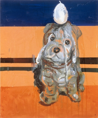 Martin Kippenberger, Untitled painting